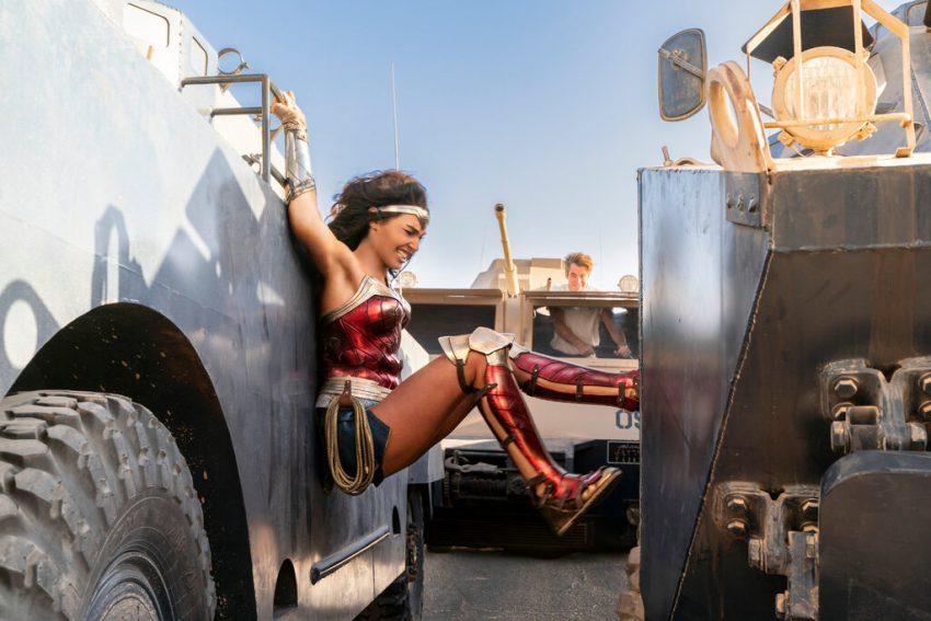รีวิวเรื่อง Wonder Woman 1984 (2020)