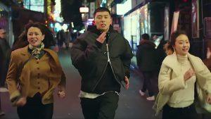 รีวิวหนังเรื่องItaewon Class